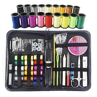 58-piece Sewing Kit For Travel Household Rectangular Sewing Complete Set (a Type)