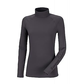 Pikeur Abby Womens Long Sleeved Roll Neck - Anthracite