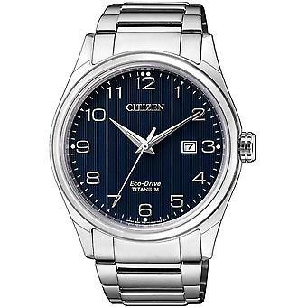 Citizen Silver Titan BM7360-82M Herrenuhr