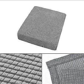 Chaises 3 seatr sofa seat cushion pad cover couch sofa mat slipcovers protector black