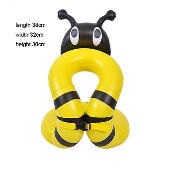 Mimigo Cartoon Costum de baie pentru copii Cerc plutitor Costum de baie pentru copii Vesta de inot portabila piscina gonflabila plutitoare Cerc swimsu