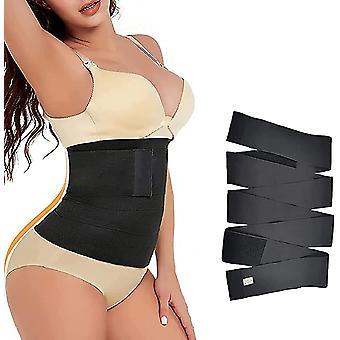 bandasje wrap lumbal midje støtte trener belte for kvinner slanking