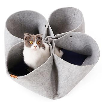 Cat Litter Cat Bed Waterloo Tunnel Pet Mat For Cat