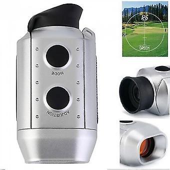 7 x Digital Golf Range Finder Scope Rangefinder Portable Laser Range Finder 002