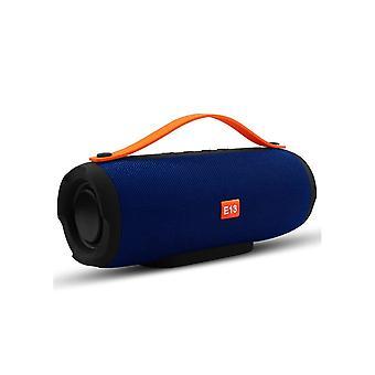 mini bærbar trådløs bluetooth høyttaler stereo høyttalertelefon radio musikk subwoofer kolonne høyttalere med tf fm