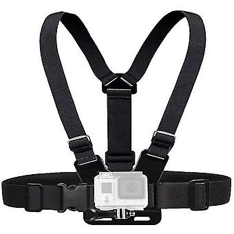 Chest Mount Harness Strap Action Camera Accessory