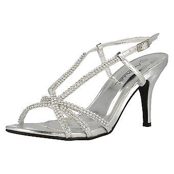 F10284 sandalias de tacón señoras Anne Michelle