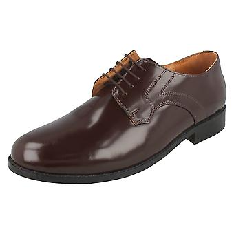 Mens Tag1 Formal Lace Up Shoes OX-01