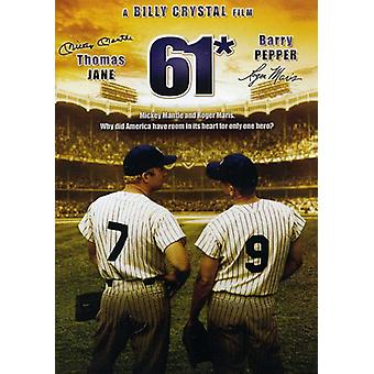 61 [DVD] USA import