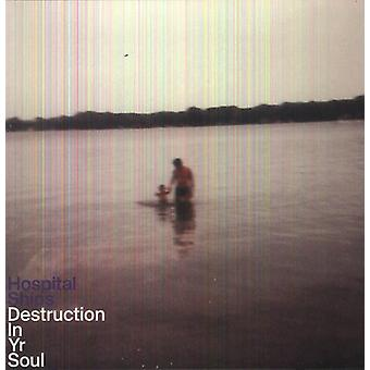 Hospital Ships - Destruction in Yr Soul [Vinyl] USA import