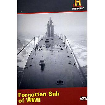 Deep Sea Detectives-Fotgotten Sub of WW2 [DVD] USA import