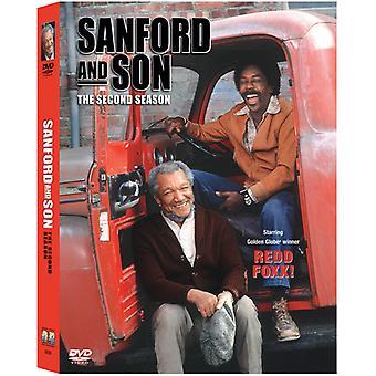 Sanford & poika: Season 2 [DVD] Yhdysvallat import