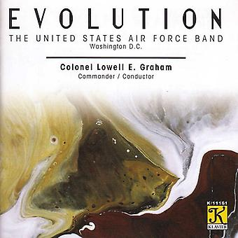 United States Air Force Band - Evolution [CD] USA import