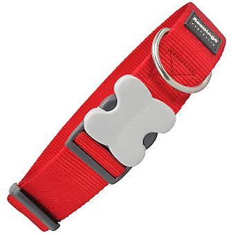 Red Dingo Extra Collar Red Width (Dogs , Collars, Leads and Harnesses , Collars)