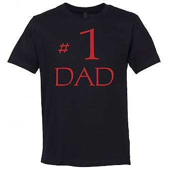 Spoilt Rotten #1 Dad Men's T-Shirt