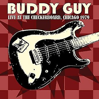 Buddy Guy - Live Checkerboard 1979 [CD] USA import