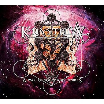 Krysthla - oorlog van de zielen & verlangens [CD] USA import