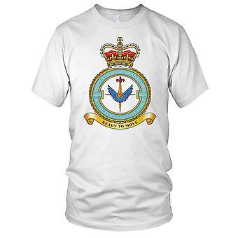 RAF Royal Air Force 4624 RAuxAF skvadron Kids T skjorte