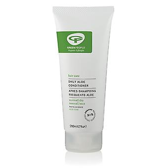 Green People, Daily Aloe Conditioner 200ml, 200ml