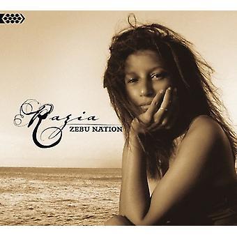 Razia - Zebu Nation [CD] USA import