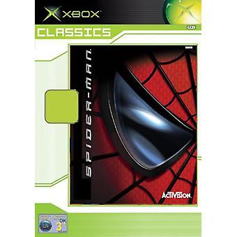 Spider-man de film (Xbox Classics)-nieuw