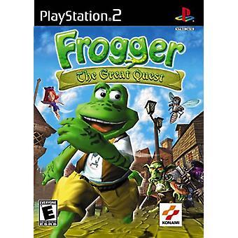 Frogger The Great Quest - Als Nieuw