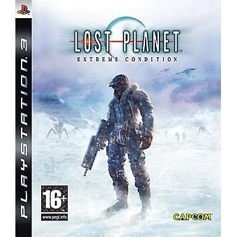 Lost Planet Extreme Condition (PS3) - Comme nouveau