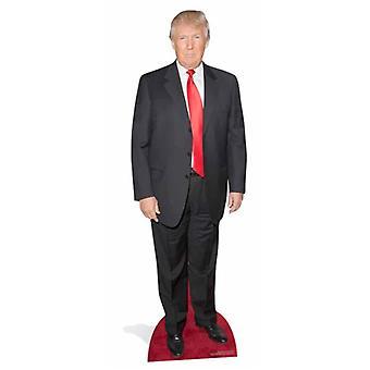 Donald Trump Lifesize papp åpning