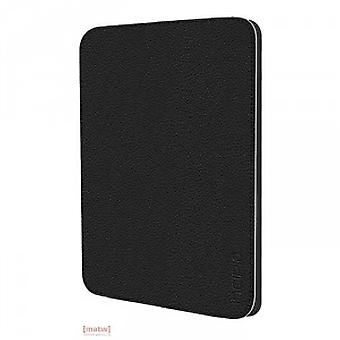 Incipio IPD-332-BLK Watson cuero iPad funda aire negro