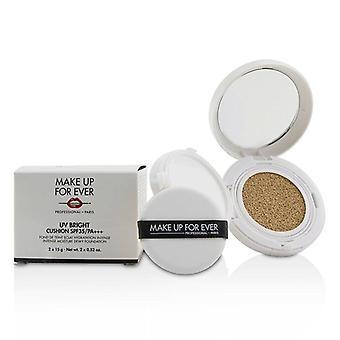 Make Up For Ever Uv Bright Cushion Spf35/pa+++ - # Y245 Soft Sand - 2x15g/0.52oz
