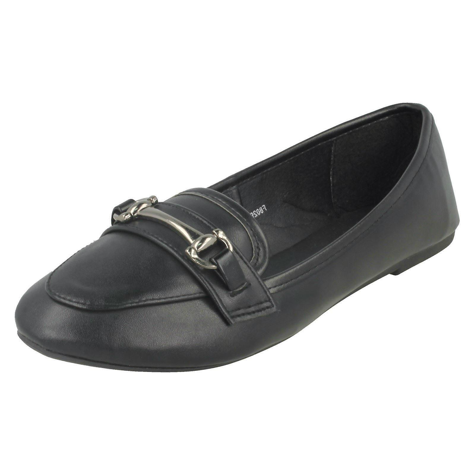 Miejscu panie na płaskie mokasyny buty F80299 67UMH