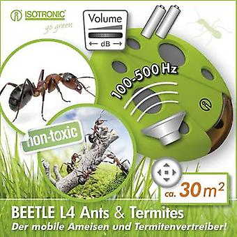 Isotronic Beetle L4 Pest repellant Ultrasound Operating range 30 m² 1 pc(s)
