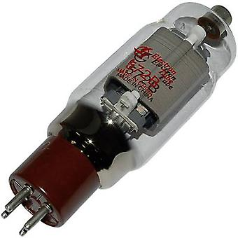 572 B Vacuum tube Power triode 2400 V 250 mA Number of pins: 4 Base: UX-4 Content 1 pc(s)