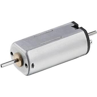 Miniatyr børstet motor Motraxx M30VA 13400 rpm