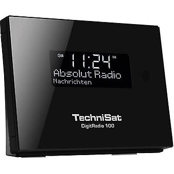 TechniSat DigitRadio 100 DAB+ Bluetooth Black