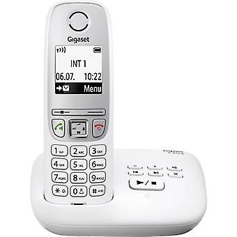 Gigaset A415A DECT, GAP Draadloze analoge Answerphone, Handsfree White