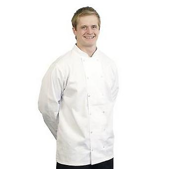 BonChef Adults Danny Long Sleeved Chef Jacket
