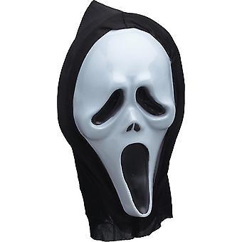 Gritar o fantasma de Halloween horror máscara espírito de carnaval
