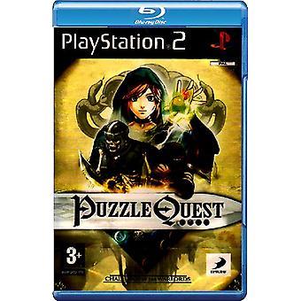 Puzzle Quest Challenge of the Warlords (PS2) - Neue Fabrik versiegelt