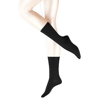 Falke Softmerino sukat - musta