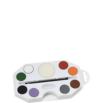 Smiffy's Make Up FX Aqua Kit