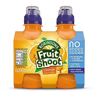 Robinsons Orange Fruit Shoot Multipacks