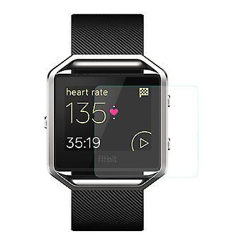 2 pcs HAT PRINCE Fitbit Blaze Tempered Glass 0.2 mm