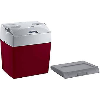 MobiCool V30 12/230 Cool box EEC: A++ (A+++ - D) Thermoelectric 12 V, 230 V Red, Grey 29 l