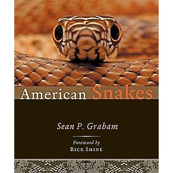 アメリカのヘビによってショーン p. グラハム - 9781421423593 本