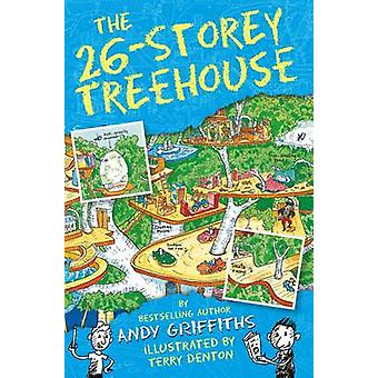 La casa del árbol 26 pisos (principal mercado Ed.) por Andy Griffiths - Terry D
