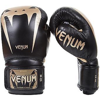 3,0 gants de boxe venum Giant Black/Gold