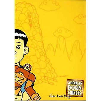 American Born Chinese by Gene Luen Yang - Lark Pien - 9781596431522 B