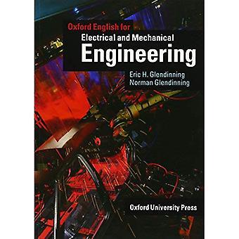 Oxford Engels voor elektrische en mechanische Engineering Student's boek