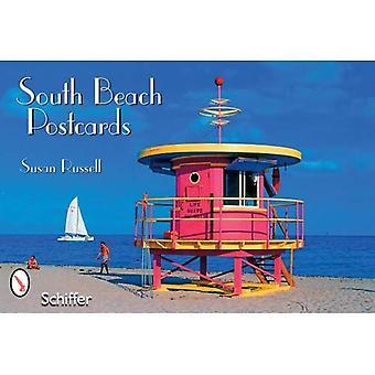SOUTH BEACH ANSICHTKAARTEN